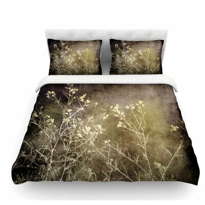 Wild Darkness by Sylvia Coomes Featherweight Duvet Cover Size: Queen