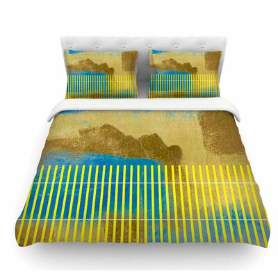 Okean by Trebam Featherweight Duvet Cover Size: King