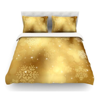 Radiance by Snap Studio Featherweight Duvet Cover Size: Queen