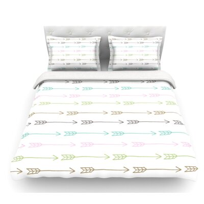 William Tell by Skye Zambrana Featherweight Duvet Cover Size: King