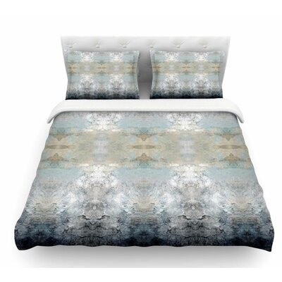Heavenly Bird III by Pia Schneider Featherweight Duvet Cover Size: Twin