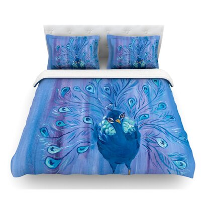 Little Master by Padgett Mason Featherweight Duvet Cover Size: King