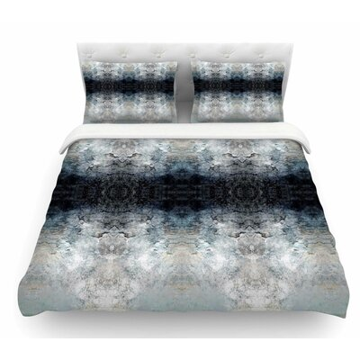 Heavenly Abstraction L by Pia Schneider Digital Featherweight Duvet Cover Size: Queen
