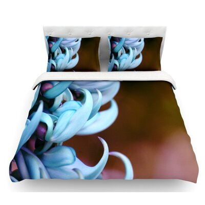 Bloom by Suzanne Carter Featherweight Duvet Cover Size: Twin