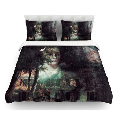 Lady Grace by Suzanne Carter Featherweight Duvet Cover Size: King