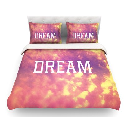 Dream by Rachel Burbee Featherweight Duvet Cover Size: King