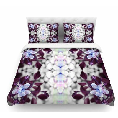 Roses Ll by Pia Schneider Featherweight Duvet Cover Size: King