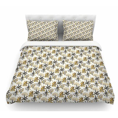 Apothecary by Pom Graphic Design Featherweight Duvet Cover Size: King