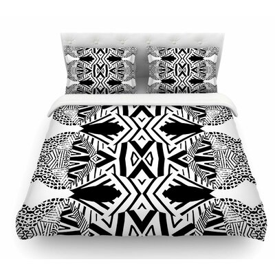 Africa by Pom Graphic Design Featherweight Duvet Cover Size: King