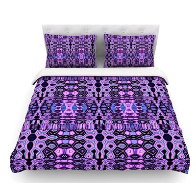 Medeaquilt by Nina May Featherweight Duvet Cover Size: Queen