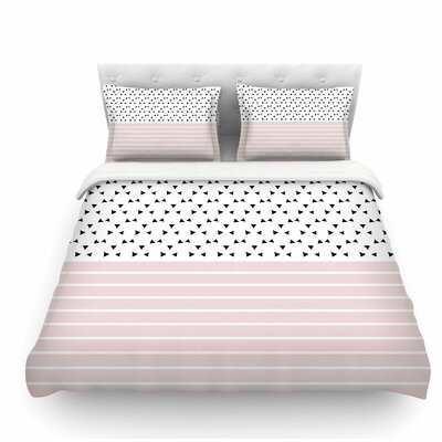 Razni by Trebam Featherweight Duvet Cover Size: King