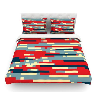 Nada by Trebam Featherweight Duvet Cover Size: Twin
