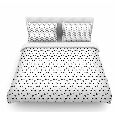 Svuda by Trebam Featherweight Duvet Cover Size: King