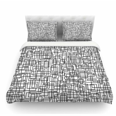 Komada by Trebam Featherweight Duvet Cover Size: Twin
