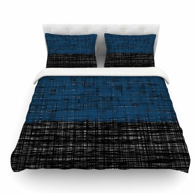 Platno by Trebam Featherweight Duvet Cover Size: King