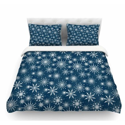 Hope Through the Storm by Tobe Fonseca Featherweight Duvet Cover Size: Twin