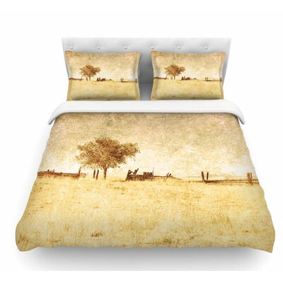 One Tree by Sylvia Coomes Featherweight Duvet Cover Size: Queen