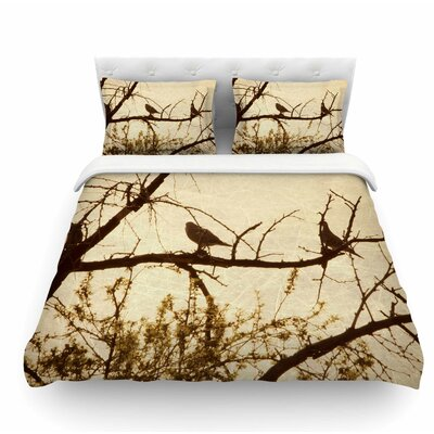 Sylvia Coomes Featherweight Duvet Cover Size: Twin