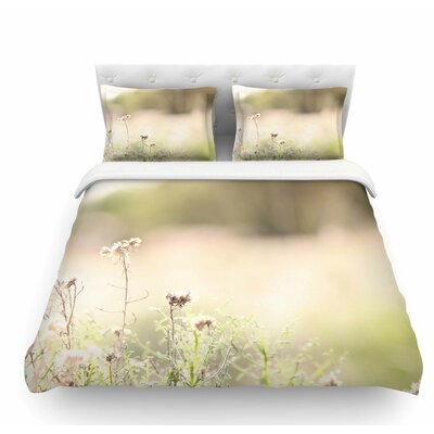 Shimmering Light by Sylvia Coomes Nature Featherweight Duvet Cover Size: Twin