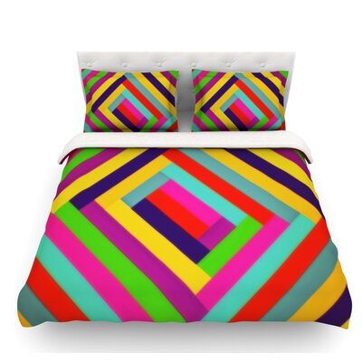 Nakriv by Trebam Abstract Featherweight Duvet Cover Size: Twin
