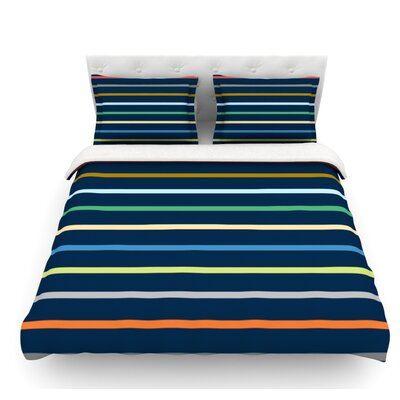 Tanak by Trebam Featherweight Duvet Cover Size: Queen