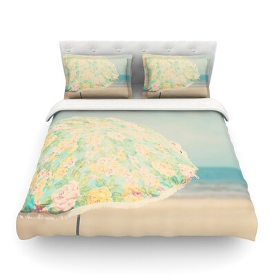 Laura Evans A Summer Afternoon Featherweight Duvet Cover