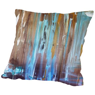 Healing Throw Pillow Size: 14 H x 14 W x 2 D