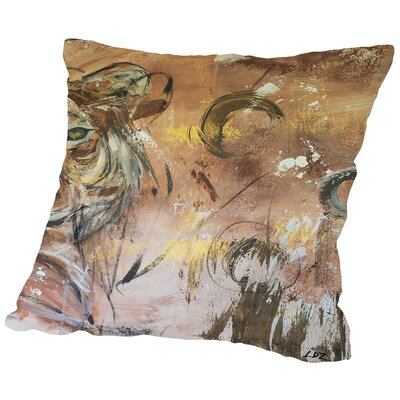 Throw Pillow Size: 20 H x 20 W x 2 D