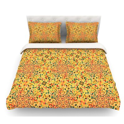 Swept Away II by Ebi Emporium Featherweight Duvet Cover Size: King