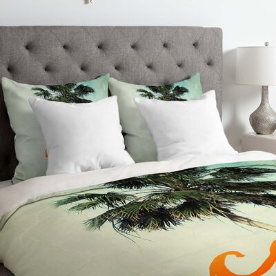 Chelsea Victoria California Hotel Lightweight Duvet Cover Size: Twin/Twin XL
