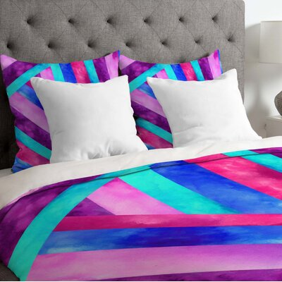 1 Lightweight Duvet Cover Size: Queen