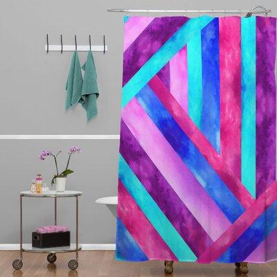 Jacqueline Maldonado Rhapsody 1 Polyester Shower Curtain