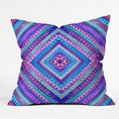 1 Throw Pillow Size: 20 H x 20 W x 6 D