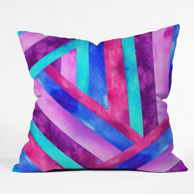 1 Throw Pillow Size: 16 H x 16 W x 4 D