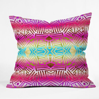 1 Throw Pillow Size: 18 H x 18 W x 5 D