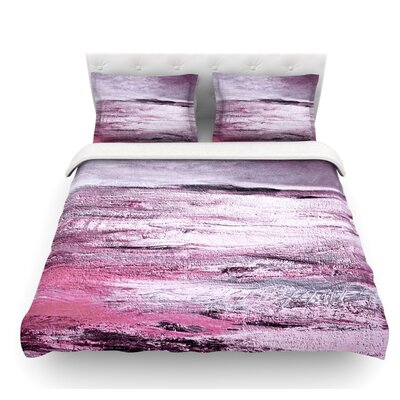Sea by Iris Lehnhardt Featherweight Duvet Cover Size: King