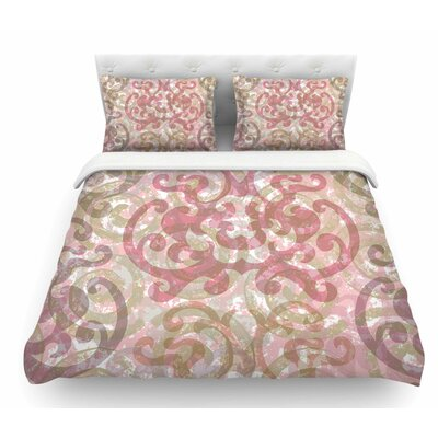 Chintz by Chickaprint Featherweight Duvet Cover Size: Queen