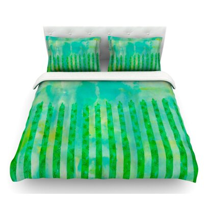 Fancy This by Ebi Emporium Featherweight Duvet Cover Size: Twin