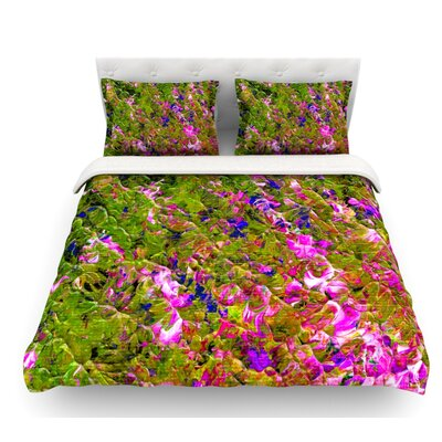 Beyond the Horizon by Ebi Emporium Featherweight Duvet Cover Size: Twin