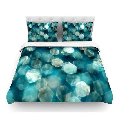 Shades by Ingrid Beddoes Featherweight Duvet Cover Size: Twin
