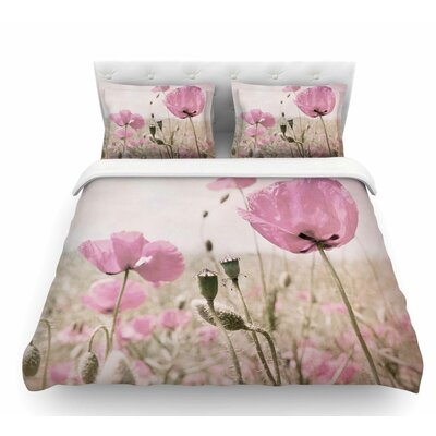 Summer Dream by Iris Lehnhardt Floral Featherweight Duvet Cover Size: King