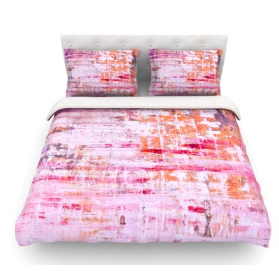 Bittersweet by Iris Lehnhardt Featherweight Duvet Cover Size: Twin
