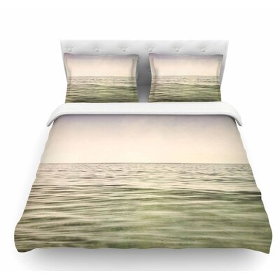 Mystic Sea by Iris Lehnhardt Featherweight Duvet Cover Size: Queen