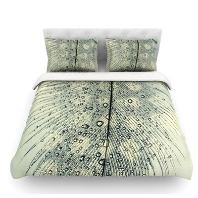 Feather Light by Ingrid Beddoes Featherweight Duvet Cover Size: Twin
