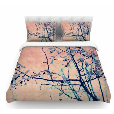 Sweetgum Tree by Ingrid Beddoes Nature Featherweight Duvet Cover Size: Queen
