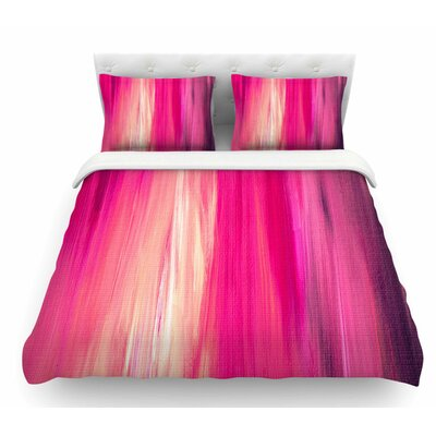 Irradiated by Ebi Emporium Featherweight Duvet Cover Size: King