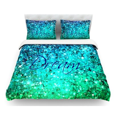 Dream by Ebi Emporium Featherweight Duvet Cover Size: King