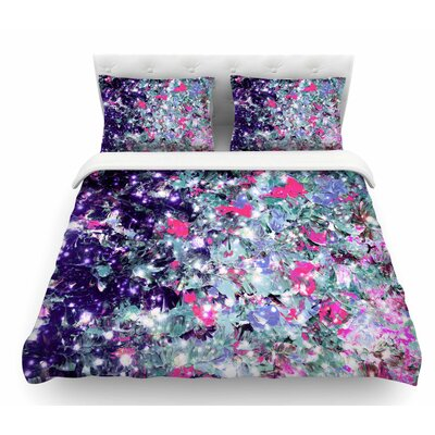 In Perpetuity by Ebi Emporium Featherweight Duvet Cover Size: Queen