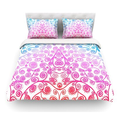 Safe and Sound by Monika Strigel Featherweight Duvet Cover Size: Twin