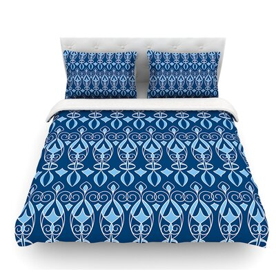 Deco by Julia Grifol Featherweight Duvet Cover Size: Queen